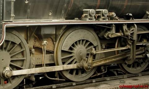 Trecerea la calea ferată