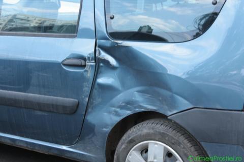 Masini accidentate prin oras II